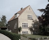 1950'er-villa/1½ plan